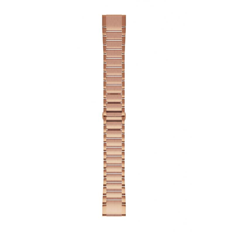 QuickFit® 20 Watch Band | Rose goldtone stainless ste