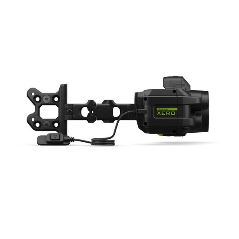 Xero® A1i Bow Sight | Auto-ranging Digital Sight with Dual-color LED Pins | Right Hand