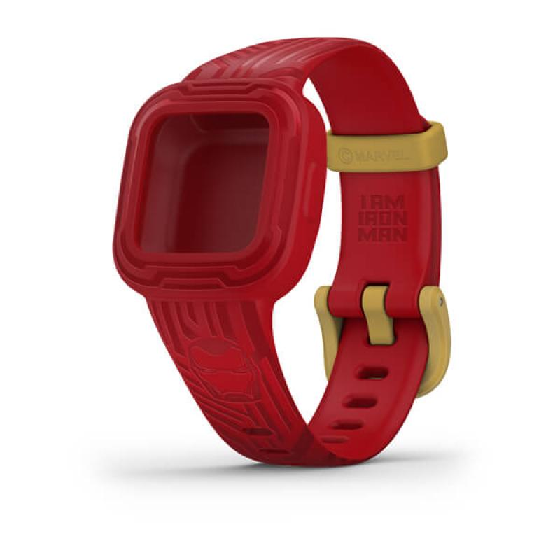 Marvel Iron Man Band Accessory Band Only; vívofit® jr. 3 Sold Separately